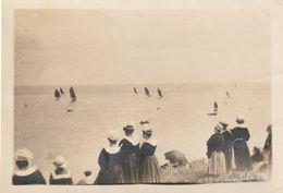 Photo Août 1922 NEVEZ - Port Manech (Manec'h), Jour De Régate (A222) - Névez
