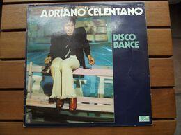 Adriano Celentano – Disco Dance - 1977 - Vinyl Records