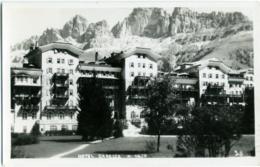 CAREZZA  NOVA LEVANTE  BOLZANO  Hotel Carezza - Bolzano (Bozen)