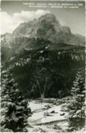 SELVA DI VAL GARDENA  BOLZANO  WOLKENSTEIN I. GROEDEN  Panorama  Sassolungo - Bolzano (Bozen)