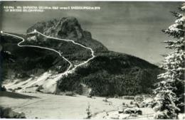 SELVA DI VAL GARDENA  BOLZANO  WOLKENSTEIN I. GROEDEN  Panorama  Sassolungo  Discese Del Ciampinoi  Sci Ski - Bolzano (Bozen)