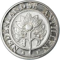 Monnaie, Netherlands Antilles, Beatrix, 10 Cents, 2008, SUP, Nickel Bonded - Antillen (Niederländische)