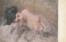 Cartolina - Postcard / Non Viaggiata - Unsent /  Carlo Stragliati,  Abbandono - Malerei & Gemälde