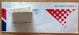 CROATIA AIRLINES TICKET 26MAY98 TRIESTE MUNICH COPENHAGEN MUNICH TRIESTE - Tickets