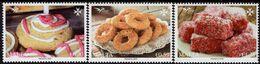 Malta - 2020 - Euromed - Traditional Gastronomy In The Mediterranean - Mint Stamp Set - Malta