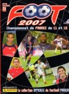 Album Chromo - 059 - FOOT 2007 - France Ligue 1 Et Ligue 2, Collection Panini, Avec Manquants - Franse Uitgave