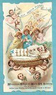 Santini: MARIA SS. BAMBINA - Suore Di Carità, Milano-  E - PR - Mm.66 X 119 - Cromolitografia - Religion & Esotérisme