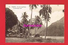 TAHITI Un Site Magnifique - Tahiti