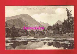 TAHITI Vers L'Intérieur De L'Ile - Tahiti