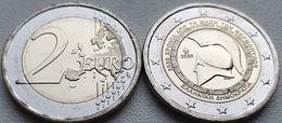 Greece 2 Euro 2020 UNC > Battle Of Thermopylae - Grèce