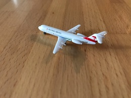 FOKKER 70 AUSTRIAN AIRLINES MODEL WB 50/90 960/13 Made In Germany - Commercial Aviation