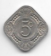 *netherlands Antilles 5 Cent  1970  Km 6  Unc/ms63 - Antillen (Niederländische)