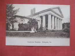 Virginia > Arlington      Custis Lee Mansion>    Ref 4262 - Arlington