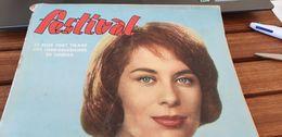 FESTIVAL 1958 / JULIETTE MAYNIEL Ste HYPPOLITE/MARTINE CAROL /YVES DENIAUD - Cinema