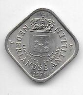 *netherlands Antilles 5 Cent  1971  Km 13  Xf+/ms60 - Antillen (Niederländische)