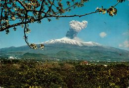 Italie , Cpm SICILIA , L'ETNA In Esplosione (22750) - Unclassified
