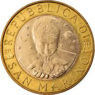 Monnaie, San Marino, 1000 Lire, 1999, Rome, SUP+, Bi-Metallic, KM:395 - San Marino