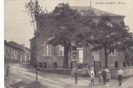 ( 55 ) - Grand-Verneuil   Carte Allemande 1° Guerre - Sonstige Gemeinden