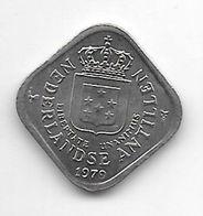 Netherlands Antilles 5 Cent  1979  Km 13  Xf+/ms60 - Antillen (Niederländische)