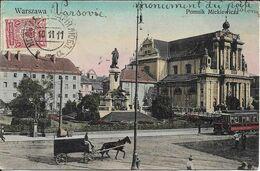 POLOGNE WARSZAWA - Poland