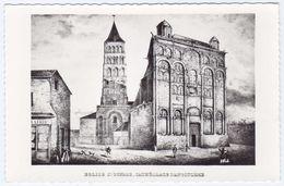 Prix Fixe - ANGOULEME - Cathédrale St-Pierre Avant Sa Restauration Par P. Abadie # 4-8/14 - Angouleme
