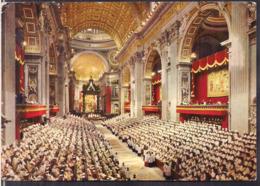 C. Postale - Cittá Del Vaticano - Concilio Ecumenico - Vaticano II - Circa 1960 - Non Circulee - A1RR2 - Vatikanstadt