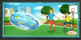 BPZ166 France Ref : FT078 Série Frisbees - Instructions
