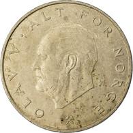 Monnaie, Norvège, Harald V, Krone, 1983, TTB, Copper-nickel, KM:436 - Norwegen