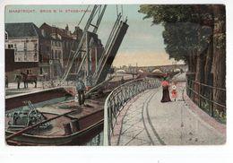Maastricht - Brug B H Stads Park - 1915 - Maastricht
