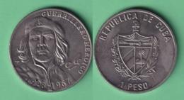 2007-MN-222 CUBA 1$ 2007 ERNESTO CHE GUEVARA. CUPRO-NI. UNC. - Cuba