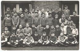 Maastricht - Fotokaart St. Aloysiusschool Wijck Wyk - 1934 - Maastricht