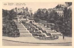 BRUXELLES - Mont Des Arts - Foreste, Parchi, Giardini