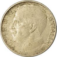 Monnaie, Italie, Vittorio Emanuele III, 50 Centesimi, 1920, Rome, TB, Nickel - 1861-1946 : Kingdom