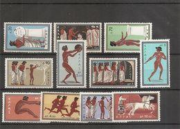 Grèce - JO De Rome ( 713/723 XXX -MNH) - Unused Stamps