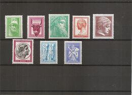 Grèce  ( 668/674A XXX -MNH) - Unused Stamps