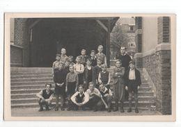 Maastricht Sint Servatiusschool Broeder Roelof 3e Klas 1925foto(kaart) - Maastricht