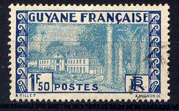 GUYANE - N° 127° -  HÔTEL DU GOUVERNEMENT A CAYENNE - Guyane Française (1886-1949)