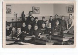 Maastricht Fotokaart ST Serv School Herbenustraat - 1952 - Maastricht