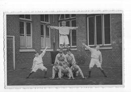 Maastricht Wijck School Lage Baraher Gymn. 1937 Foto(kaart) - Maastricht