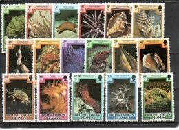 VIRGIN ISLAND 1979-80 ** - British Virgin Islands