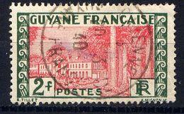 GUYANE - N° 128° -  HÔTEL DU GOUVERNEMENT A CAYENNE - Guyane Française (1886-1949)