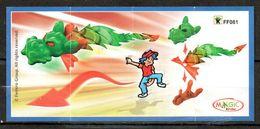 BPZ175 France Ref : FF081 Série Dragons Jeux De Lancer - Instructions