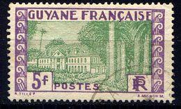 GUYANE - N° 130° -  HÔTEL DU GOUVERNEMENT A CAYENNE - Guyane Française (1886-1949)