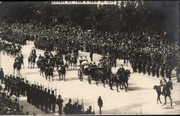 Cp Paris, Entrée Du Tsar En 1896, Zar Nikolaus II. Von Russland, Staatsbesuch, Empfang - Autres