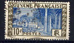 GUYANE - N° 131° -  HÔTEL DU GOUVERNEMENT A CAYENNE - Guyane Française (1886-1949)