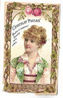 CHROMO - CHOCOLAT POULAIN - Femme - Poulain