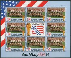 St. Vincent - Grenadinen 1994 Fußball-WM USA Deutschland 2809 K Postfrisch - St.Vincent Y Las Granadinas