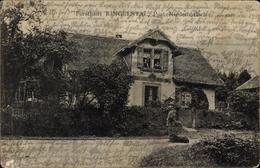 Cp Niederhaslach Bas Rhin, Partie Am Forsthaus Ringelstal, Jäger Mit Hund - France