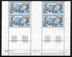 France 1970 - PA 44 Daté Du 14.2.79  ** - Poste Aérienne