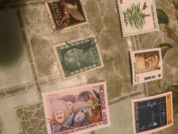 ARGENTINA EVITA PERON  1 VALORE ! - Stamps